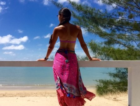 Creating space and the enjoyment of solo travels